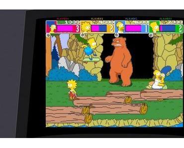 The Simpsons Arcade Game ab heute auf dem Xbox live Markt erhältlich
