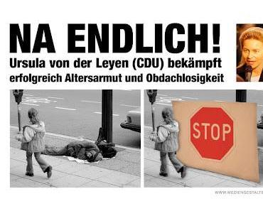 Deutschland hat die meisten Obdachlosen...