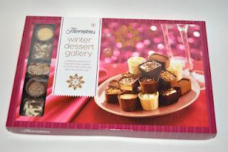 Thorntons Winter Dessert Gallery