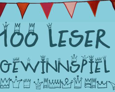 [Gewinnspiel] 100-Leser-Gewinnspiel