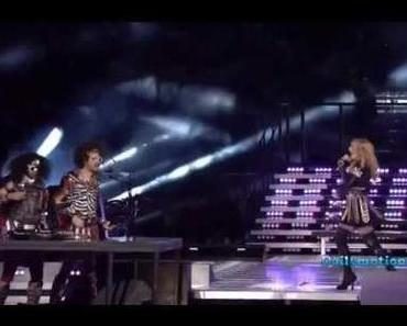Madonna – Halftime Show Super Bowl XLVI |  Video