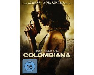 Filmkritik 'Colombiana' (DVD)