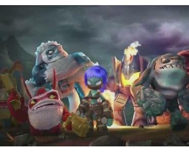 Skylanders Giants-Nachfolger zu Skylanders Spyro's Adventure angekündigt