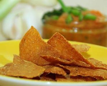 Tortilla-Chips selbermachen: So geht's