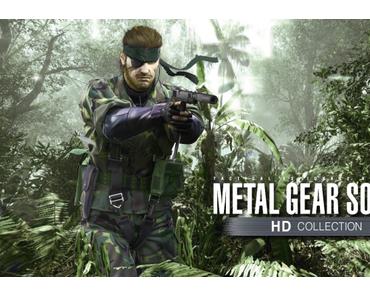 Metal Gear Solid HD-Neuer Trailer