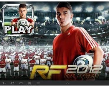 Spiele-Tipp: Real Football 2012 für Android kostenlos