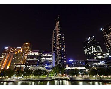 Melbourne at night part 1