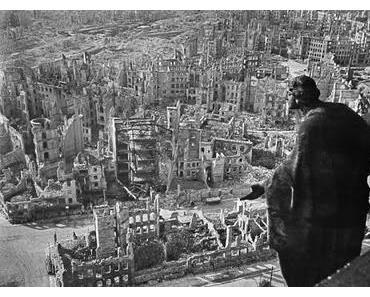 Vom Dresdener Gedenken an den Terror, den Nazijägern und deren lukrativer Paranoia