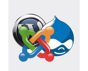 Studie vergleicht die Sicherheit von WordPress, Drupal, Joomla und Typo3