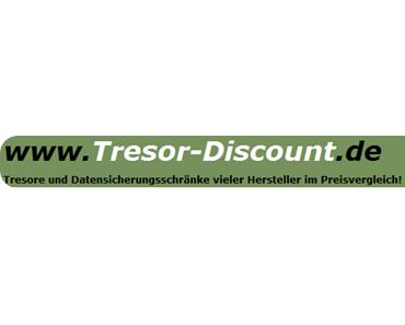 Review über Tresor Discount.de!