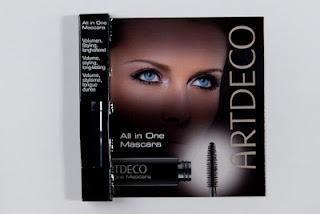 "[Produkttest] - ,,Artdeco All in One Mascara"""