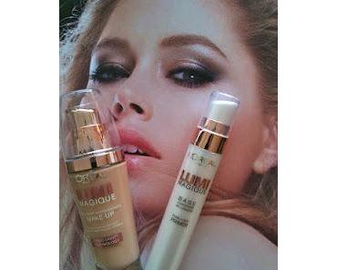 Das Neue L`Oreal Lumi Magique Make-up