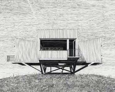 Linie – Fläche – Raum: Bildarchitekturen