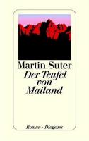 Rezension: Der Teufel von Mailand von Martin Suter