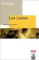 Rezension: Die Gerechten von Albert Camus