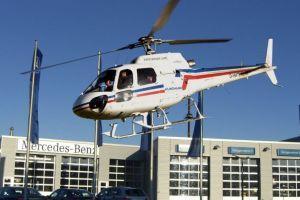 Hubschrauber Rundflug ein ideales Geschenk für groß und klein