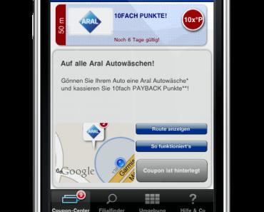 Mit Payback-App noch mehr Punkte sammeln