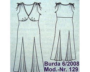 Strandkleid (Burda 6/2008-Nr.129)