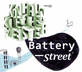 Albumtipp: Battery Street - Konrad Küchenmeister