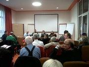 Programmdebatte in Kassel