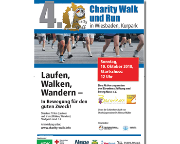 4. Charity Walk & Run Wiesbaden