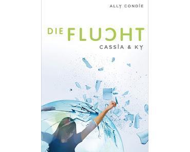 """""""Die Flucht - Cassia & Ky 02"""" von Ally Condie"""