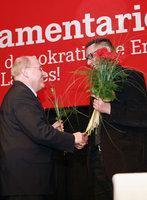 Parlamentariertag in Kiel