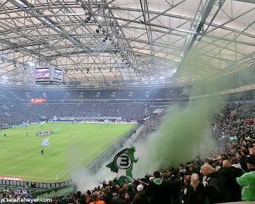 FC Schalke 04 vs VfL Wolfsburg 4:0