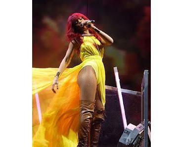Rihanna und Chris Brown (singen) wieder zusammen