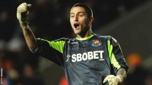 Refreshing the page: West Ham top of the League again!