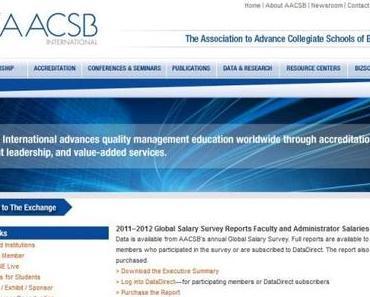 AACSB Akkreditierung – Ein Qualitätsmerkmal mit Konkurrenz