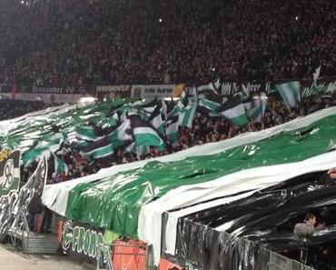 Hannover 96: Das ist unsere Stadt! Und das ist unser Stadion! Und hier regiert der HSV!