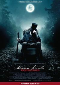 Trailer zu 'Abraham Lincoln: Vampire Hunter'