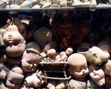 Das Krankenhaus für Puppen in Rom