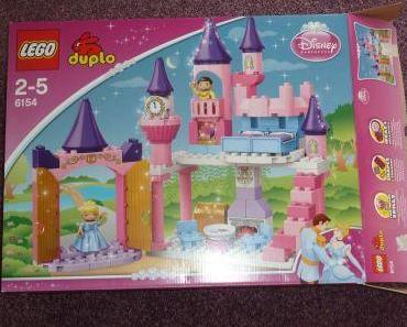 """Lego Duplo Disney Pincess """"Cinderellas Märchenschloß"""" im Test von den NetMoms"""
