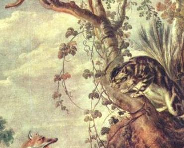 Frans Snyders, Fuchs und Katze