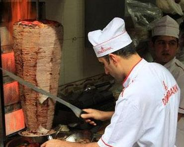Kebabs in Estambul