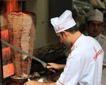 Kebabs in Estambul