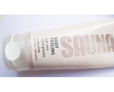 Review: Aldo Vandini Sauna Body Peeling mit Aloe Vera und Milch-Protein