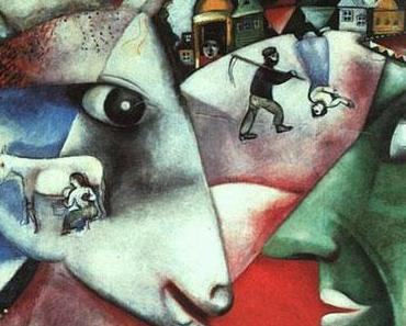 Marc Chagall in Madrid