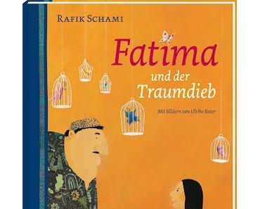 Buchtipp   Fatima und der Traumdieb