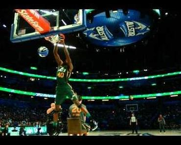 NBA All-Star 2012 | Sprite Slam Dunk Contest 2012 in Super Slow Motion