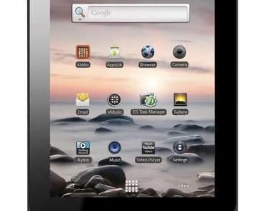 Tausende kostenlose Apps für Kyros-Tablets.