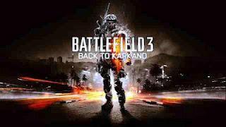 PS3-Spiel Battlefield 3: Back to Karkand