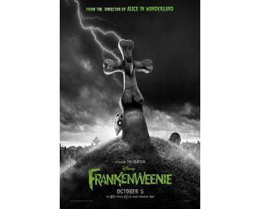 Trailer zu Tim Burtons 'Frankenweenie'