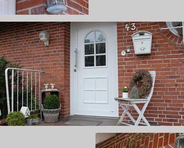 draussen vor der Tür / in front of the door