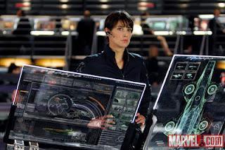 The Avengers: Zwei neue Fotos von Cobie Smulders als Maria Hill
