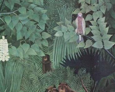Henri Rousseau: Die fröhlichen Spaßmacher, 1906