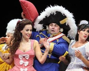 Operette 'Candide' in Madrid
