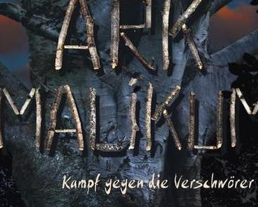 [Rezension] Andrew Peters – Ark Malikum; Kampf gegen die Verschwörer